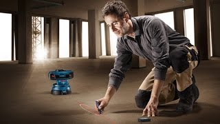 Bosch Blu Professional - GSL 2 floor laser to perfectly level surfaces