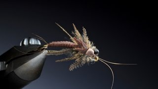 Tying a Stonefly nymph with Barry Ord Clarke