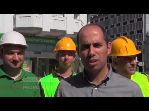 Perigo de derrocada no Banco Espírito Santo - BES