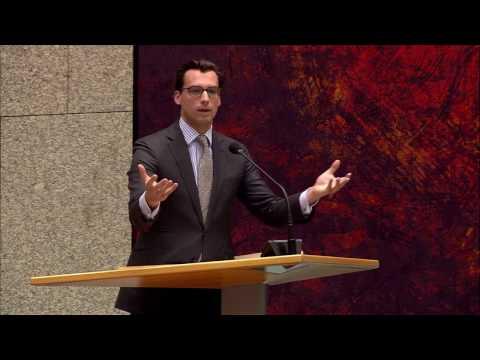 Thierry Baudet in de Tweede Kamer op 19 april 2017 over de situatie in Syrië
