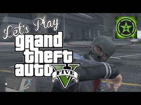 Let's Play GTA V - First Person Free Play