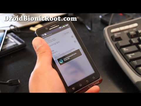 How to Unroot/Unbrick your Droid Bionic!