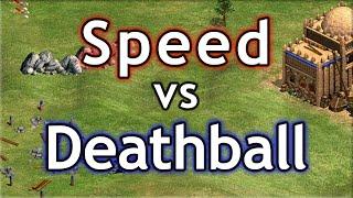 Expert AoE2 1v1! Hun Speed vs Ethiopian Deathball!