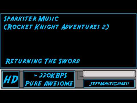 Sparkster (Rocket Knight Adventures 2) Music - Returning The Sword