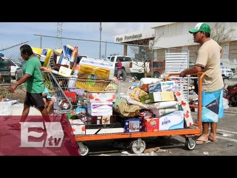 Detienen en Los Cabos a 19 personas por actos de rapiña/ Titulares