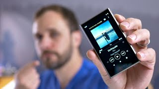 Walkman Meets ANDROID: Sony NW-A105 Review