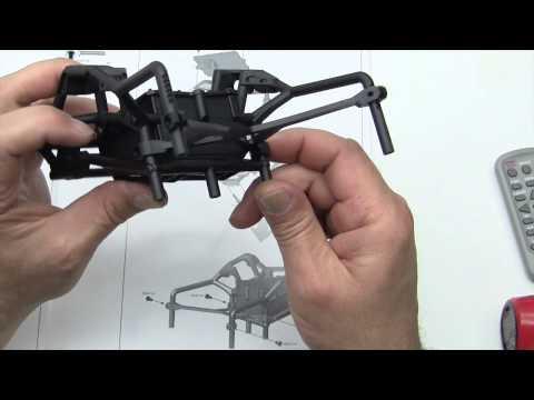 Axial Yeti Build Video #23