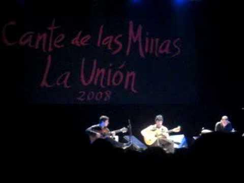 CANTE DE LAS MINAS 2008 - CAÃ'IZARES