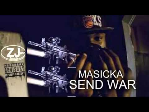 Masicka - Send War (konshens Diss) - November 2014 video