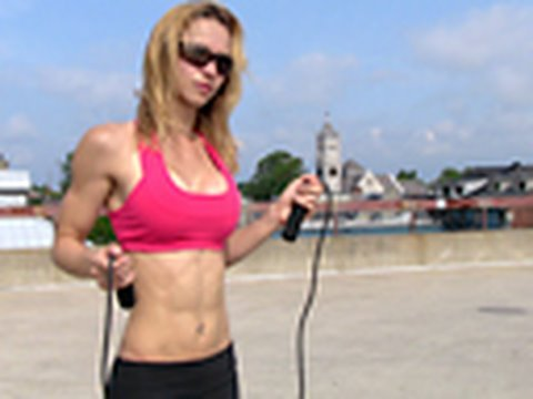 FITNESS - Cardio Exercise Workout 1 by BodyRock.Tv