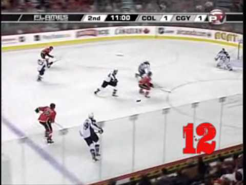 Jarome Iginla - 50 Goal Season (2007-2008) Video