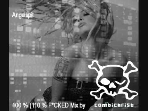 Angelspit -100% (100% F*cked Mix by Combichrist) Video