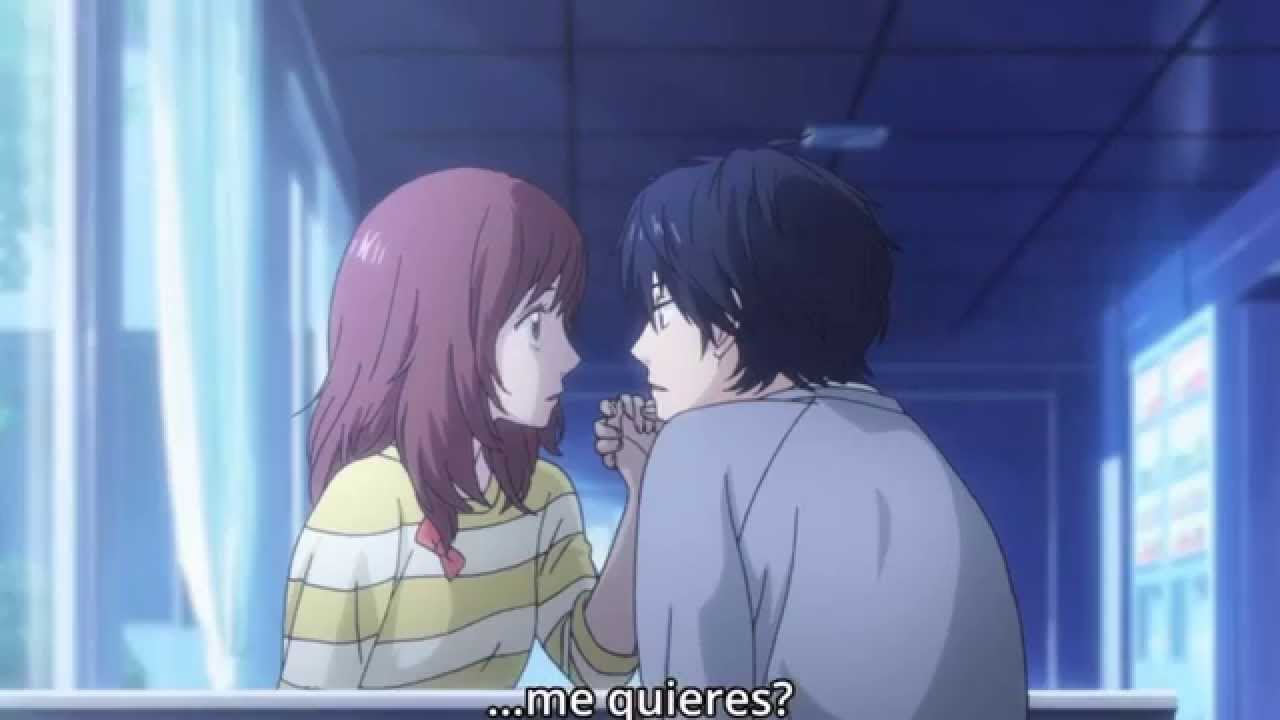 ao Haru Ride Touma And Futaba ao Haru Ride Kou x Futaba