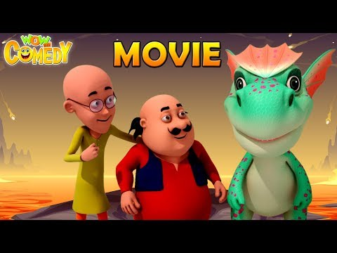 Motu Patlu Cartoon in Hindi | Motu Patlu in Dragon's World | Animated Movies | Christmas Videos thumbnail