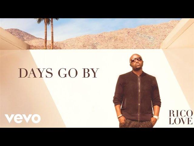 Rico Love - Days Go By (Audio)