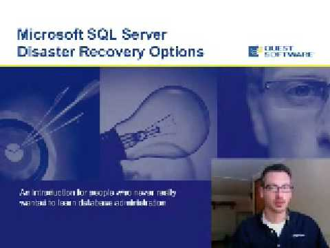 Disaster Recovery Basics Tutorial