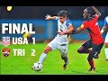 USA vs Trinidad & Tobago goals and highlights  USA fail to qualify to the 2018 World Cup MP3
