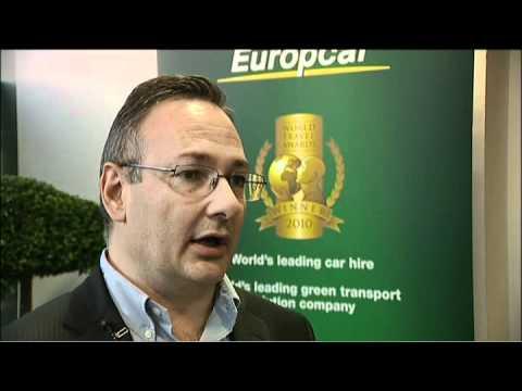 Jehan de Thé, Global Marketing Director, Europcar @ WTM2010