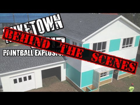 NUKETOWN Paintball - Behind The Scenes