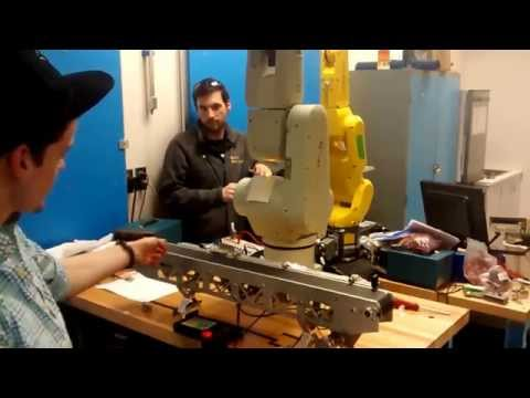 Algonquin College Robotics – Industrial and PLCs final project
