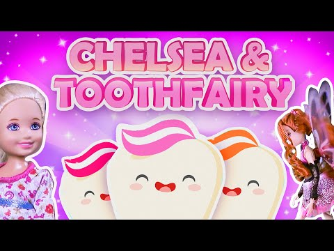 Barbie - Chelsea and the Tooth Fairy