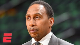 Stephen A. Smith's passionate speech to the Alabama football team | College Football on ESPN