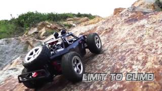 SUBOTECH BG1513A 1/12 2.4G 2CH 4WD High Speed Electric Desert Buggy