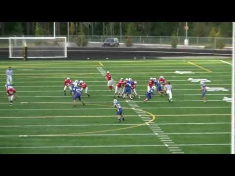 Mountlake Terrace vs Sedro Woolley  - JV Football - 2010