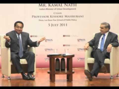 2011 Lew Kuan Yew School of Public Policy - India's Infrastructure and Urbanization Challenge