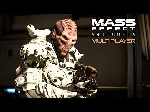 MASS EFFECT™: ANDROMEDA Multiplayer: Be the Batarian Scrapper