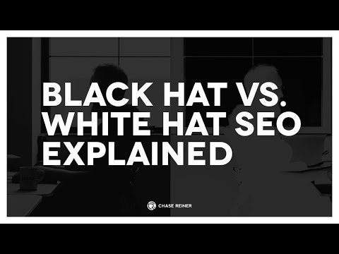 Black Hat vs White Hat SEO | Which should you be using?