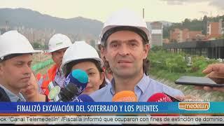 En marzo comienza a funcionar soterrado de Parques del Río [Noticias] - Telemedellín