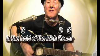 The Irish Rover-cover with chords and lyrics