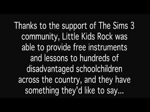Thank You From Little Kids Rock