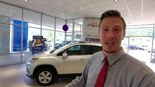 2019 Chevrolet Trax Rebates