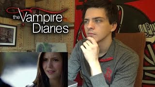 "The Vampire Diaries - Season 1 Episode 1 ""Pilot"" REACTION 1x01"