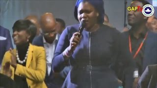 BUKOLA BEKES High Praise @ RCCG London FESTIVAL OF LIFE 2016