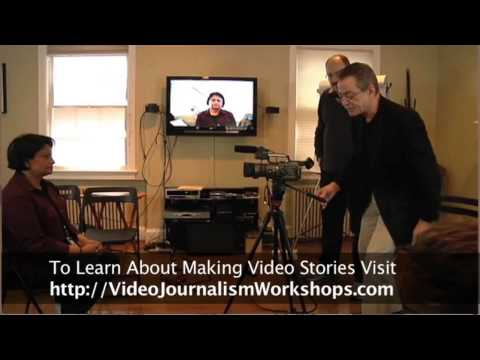 Online Video Journalism Workshop, Course Overview by Bill Gentile