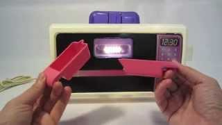 Easy Bake Oven Unboxing & Demo