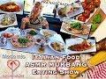 Italian Food ASMR MUKBANG Eating Show | ModoMio Sherman Oaks | RainaisCrazy