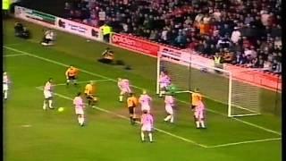 Stoke City 0-8 Liverpool 2000-01 League Cup