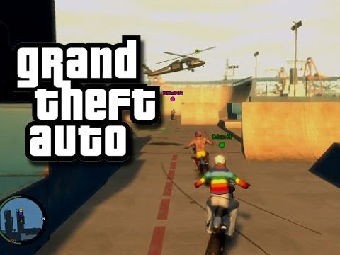 GTA Funny Moments and Stuff 6 (I Can't Wait for GTA 5)
