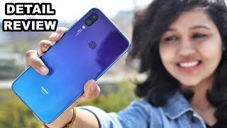 Redmi Note 7 PRO Retail Unit Unboxing & Review in DETAIL