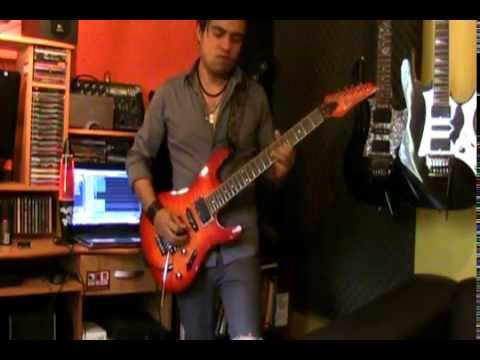 Dragon Mistress (Marty Friedman) Cover by Pepe Dorantes