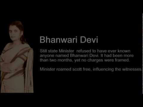 Bhanwari Devi Case- The Ugly Face Of Indian Politics video