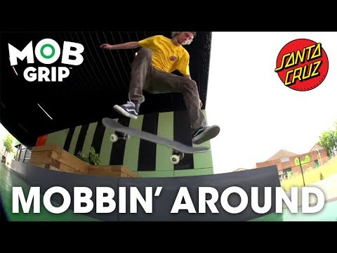 Mobbin' Around: Santa Cruz AMs | Smooth Sailin' in Spain