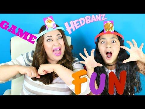 Hedbanz Electronic Game FAMILY FUN!!B2cutecupcakes