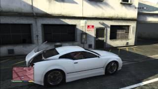 GTA5 BENTLEY SPORT CAR!!!!