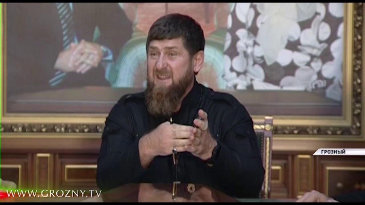 Рамзан Кадыров провел совещание по вопросам дорожной и пожарной безопасности