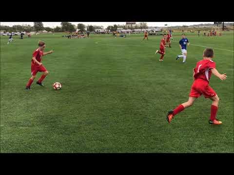 Soccer at SLYSA 10-7-17